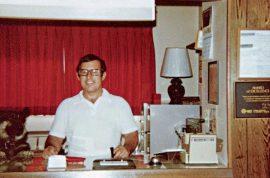 Pervert or voyeur? Gerald Foos Aurora motel owner: How I spied on guests for 29 years
