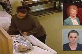Arrested: Kalynn Homfeld steals $10 ring off Odessa corpse