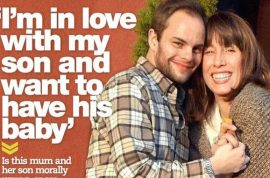 'We have the best sex' Kim West UK mom to marry son after breaking up his marriage