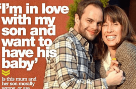 'We're on the run,' Kim West and Ben Ford, mom and son lovers face 15 years jail