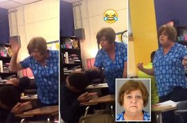 'You're an idiot' Mary Hastings teacher assaults 'stupid' student