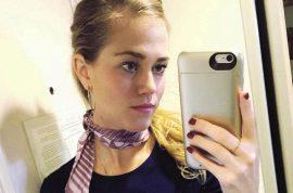 Megan Smith air hostess: 'Harry Styles and I had a secret romance'