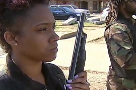 Radical ideology? New Black Panther Party clash with armed anti Muslim protesters at Dallas mosque