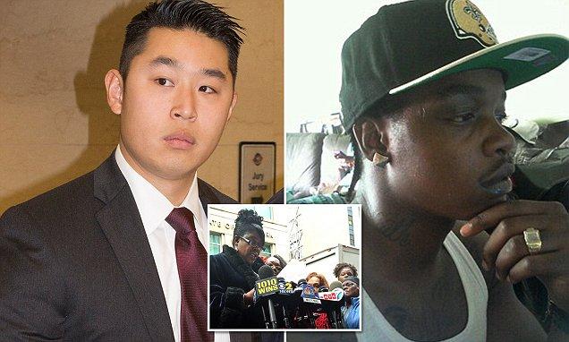 Peter Liang sentencing