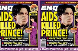 Did Prince die from AIDS? Waited for God to cure him
