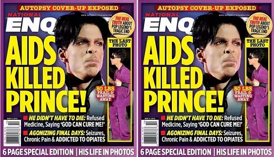 Prince AIDS