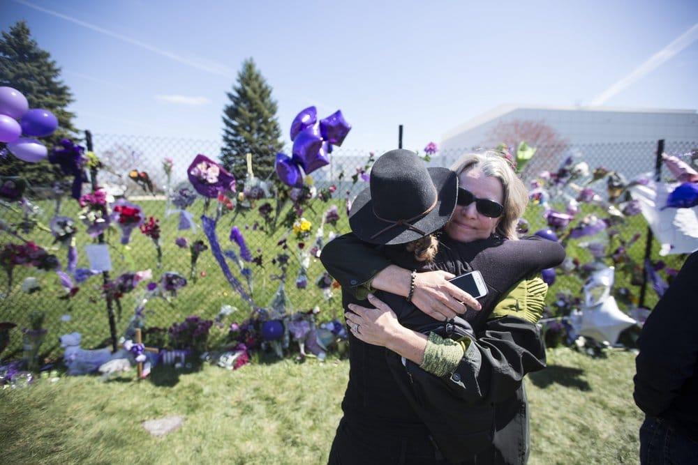 Prince cremated