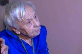 $100K bail: Sharon McNeil mugs 103 year old woman. 27 prior arrests
