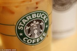 Starbucks sued for $5m cause bitch put in too much ice