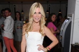 Tinsley Mortimer arrested for trespassing: 'I'm not an unwanted guest'