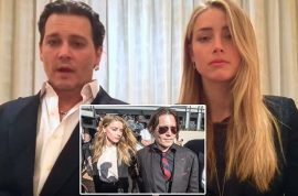 Amber Heard Johnny Depp divorce: 'What am I doing with this fat old man?'