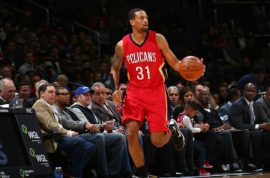 'I wanted my girlfriend' Bryce Dejean Jones New Orleans Pelicans star shot dead breaking in