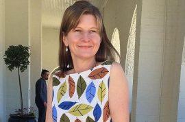 'A croc's got me!' Cindy Waldron defies crocodile warning signs
