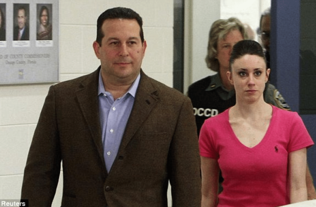 Did Casey Anthony pay Jose Baez lawyer fees with sex