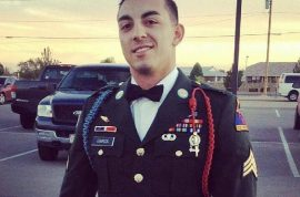 Why did Dionisio Garza III army veteran go on West Houston shooting rampage?