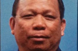 Eulalio Tordil on the run after killing wife, wounding bystander