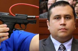 'But I found another auction site' GunBroker cancels selling George Zimmerman gun blood money