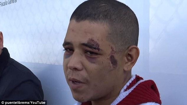Mario Alberto Lizalde Reyes sentencing