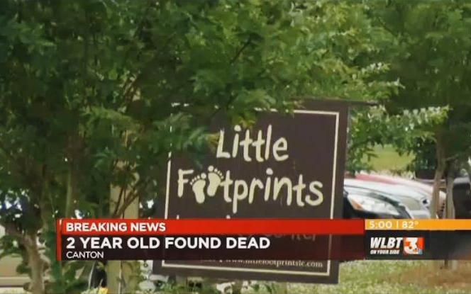 Mississippi toddler dies after mom forgot her in car