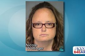Nicole Wilfinger Middle school math teacher has sex with student(s).