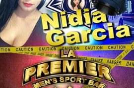 Nidia Garcia topless selfie cop: 'My husband left me after I became a stripper'