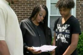Criminal indoctrination? Ryan Turk black teen arrested for stealing free school milk