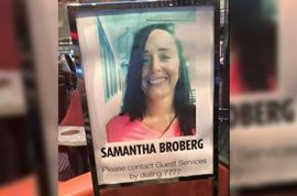 Is she dead? Samantha Broberg rescue suspended by CoastGuard