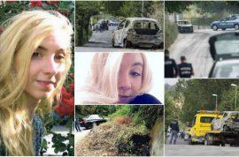 'Why did you leave me?' Sara Di Pietrantonio Rome student burned alive by ex boyfriend