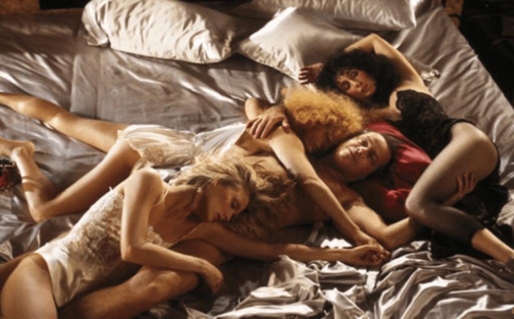 Sex roulette parties