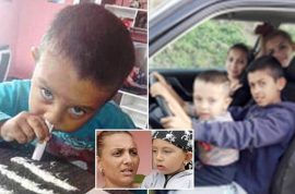Toddler junkie: Three year old Bulgarian boy snorting cocaine leads to child welfare call
