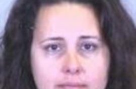 Virginia Stewart Florida wife batters husband for buying wrong Mother's Day candies