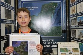 How William Gadoury Canadian teen discovered lost Mayan city
