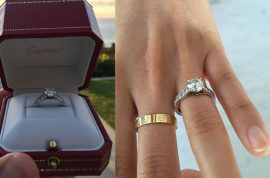 Any takers? Sydney man trying to sell $33,000 engagement ring after catching his fiance cheating