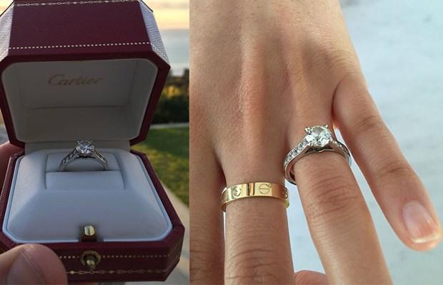$33 000 engagement ring