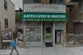 Brooklyn Gates Candy & Grocery: Were you buying your heroin and cocaine stash there?