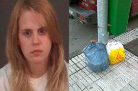 Emile Weaver sentenced to life: Why I threw my newborn baby into trash bin to die