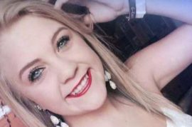 Hailey Suder photos: High school cheerleader charged in homeless man death beating