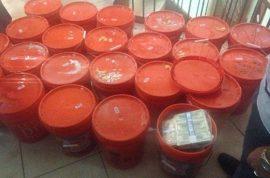 24 buckets of cash: Luis Hernandez-Gonzalez Selma Hernandez siblings busted in $24 million Miami drug bust