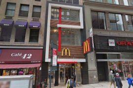 Manhattan McDonald's suicide: 'I did this myself, Sorry,'
