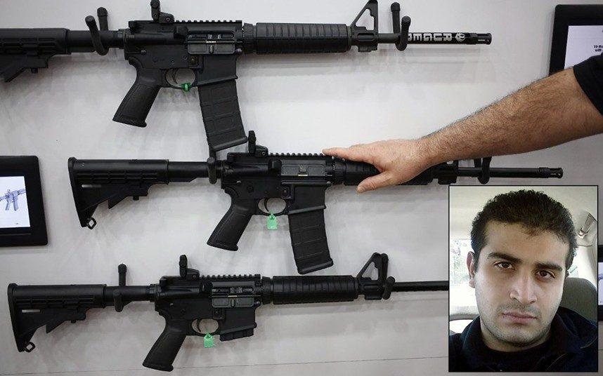Omar Mateen gun control ban Muslims