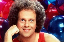 Richard Simmons hospitalized: Why am I acting strangely?