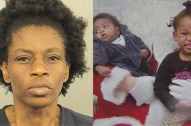 Why did Sophia Hines, suffocate her two children to death?