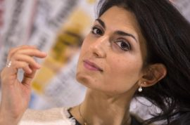 'No more kickbacks' Virginia Raggi becomes Rome's first female anti-establishment mayor in 3000 years