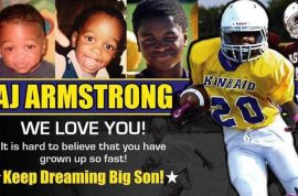 Why did AJ Armstrong kill father Antonio Armstrong NFL great and wife?