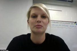 Amanda Dreier photos: Teacher arrested having sex with student in parked car