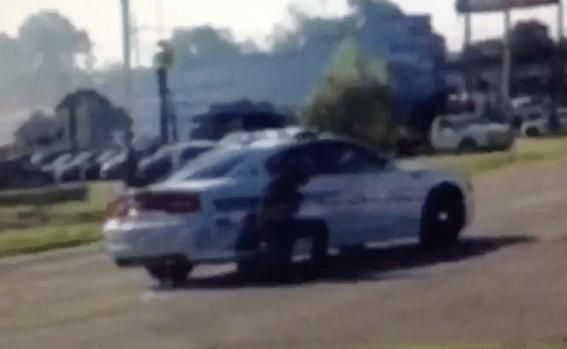 Baton Rouge police shooting