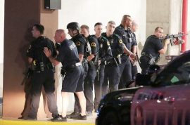 Fourth Dallas shooting suspect: 'I intend to kill more officers'