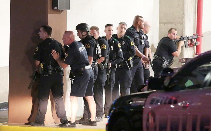 Dallas shooting motive