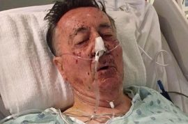 How? Gerald Sykes shot by NJ state troopers in bungled emergency call