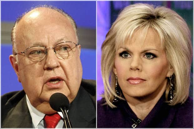 Gretchen Carlson sexual harassment lawsuit